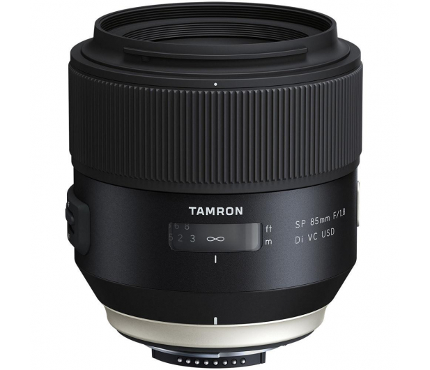Tamron 85mm F1.8 DI VC USD NIKON  - 323853 - zdjęcie