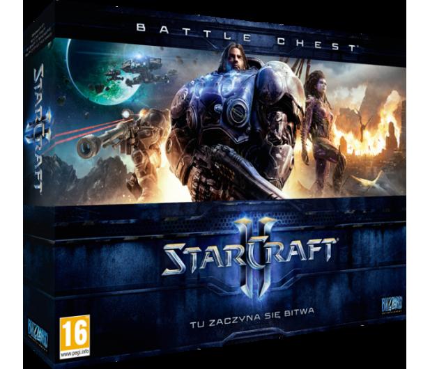 PC STARCRAFT 2 BATTLECHEST (WoL+HoS+LotV) - 337526 - zdjęcie 2