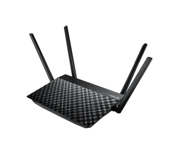 ASUS RT-AC58U (1300Mb/s a/b/g/n/ac USB 3G/4G) - 323652 - zdjęcie 2