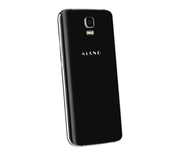 Kiano Elegance 5.5 Dual SIM czarny - 328402 - zdjęcie 4
