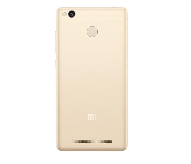 Xiaomi Redmi 3S 32GB Dual SIM LTE Gold  - 331540 - zdjęcie 3