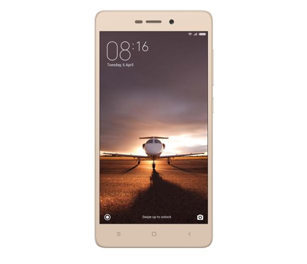 Xiaomi Redmi 3S 32GB Dual SIM LTE Gold  - 331540 - zdjęcie 2
