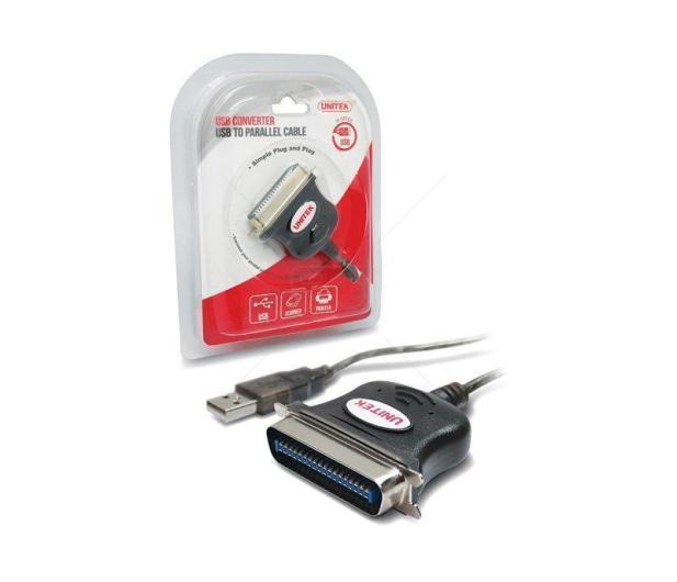 Unitek Przejściówka USB - LPT Centronics - 328490 - zdjęcie