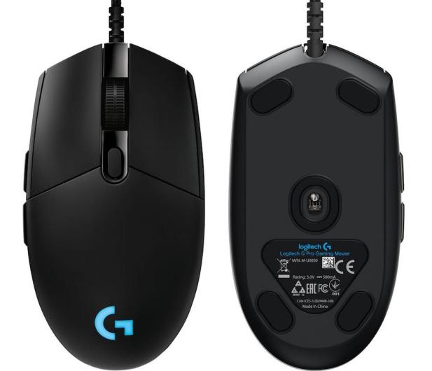 Logitech G PRO Gaming Mouse - 328515 - zdjęcie 3