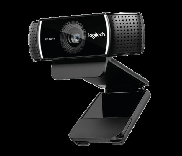 Logitech Webcam Pro Stream C922 Pro USB - 326684 - zdjęcie 4