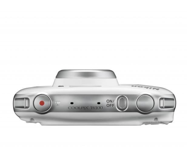 Nikon Coolpix W100 biały + plecak  - 426237 - zdjęcie 5