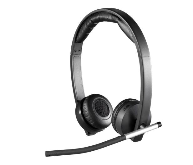 Logitech H820E Wireless Headset Dual z mikrofonem - 207968 - zdjęcie