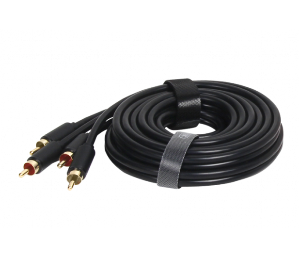 Unitek Kabel 2x RCA - 2x Chinch 1,5m - 328349 - zdjęcie 4