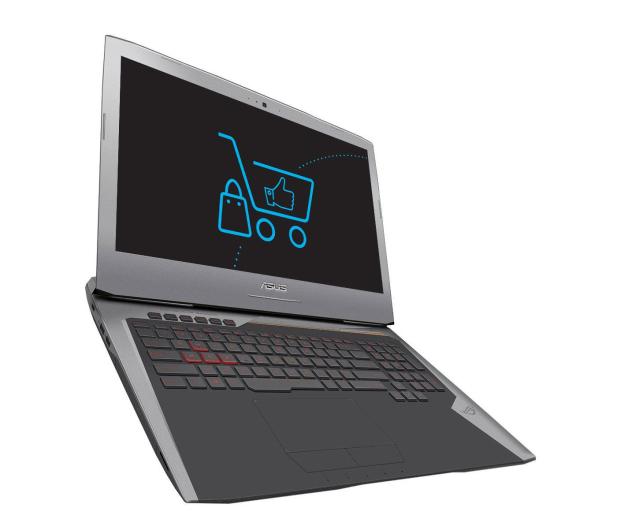 ASUS ROG G752VT i7-6700HQ/8GB/1TB/DVD GTX970 - 323989 - zdjęcie 2