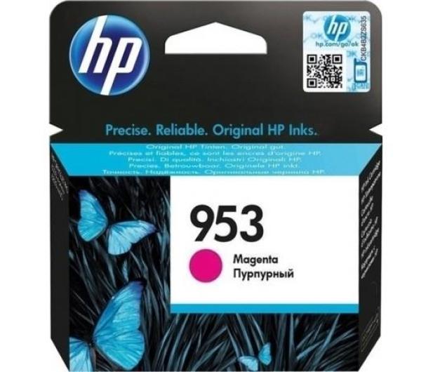 HP 953 magenta 700 str. (F6U13AE) - 307904 - zdjęcie