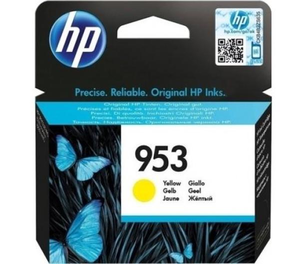 HP 953 yellow 700 str. (F6U14AE) - 307905 - zdjęcie