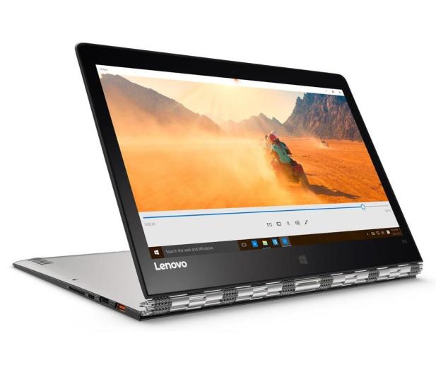Lenovo Yoga 900 13 i5-6200U/4GB/256/Win10 Srebrny - 280632 - zdjęcie