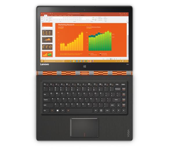 Lenovo Yoga 900 13 i5-6200U/4GB/256/Win10 Pomarańczowy - 280634 - zdjęcie 11