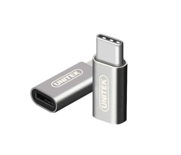 Unitek Adapter micro USB - USB-C - 324858 - zdjęcie