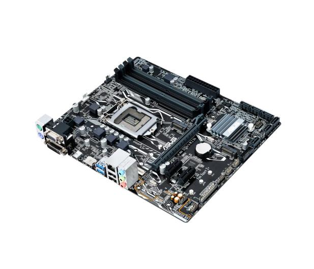 ASUS PRIME B250M-A + Intel G4600 + Crucial 8GB 2400MHz - 391547 - zdjęcie 5