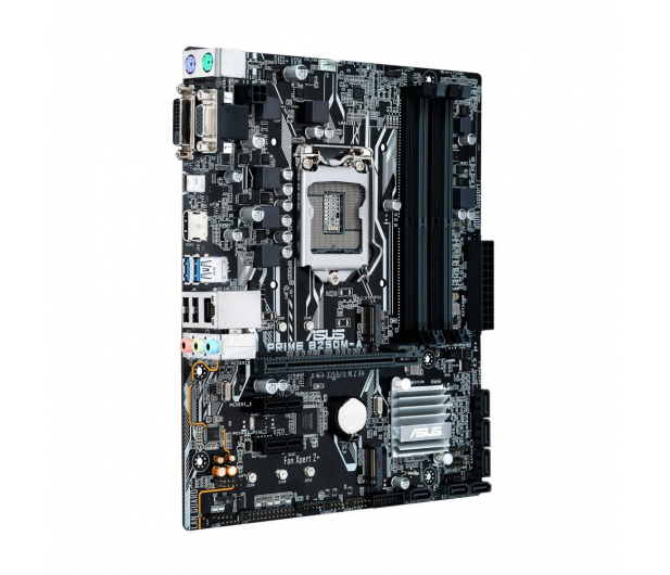 ASUS PRIME B250M-A (3xPCI-E DDR4 USB3/M.2)  - 341559 - zdjęcie 2
