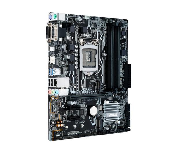 ASUS PRIME B250M-A + Intel G4600 + Crucial 8GB 2400MHz - 391547 - zdjęcie 3