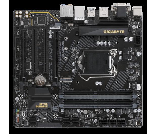 Gigabyte GA-B250M-D3H (2xPCI-E DDR4 USB3.1/M.2) - 342920 - zdjęcie 2