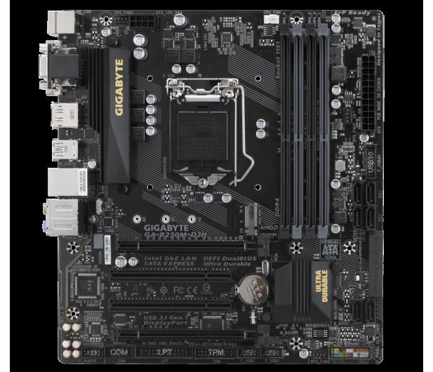 Gigabyte GA-B250M-D3H (2xPCI-E DDR4 USB3.1/M.2) - 342920 - zdjęcie 3