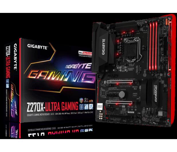 Gigabyte GA-Z270X-ULTRA GAMING (3xPCI-E DDR4 USB3.1/M.2) - 342914 - zdjęcie
