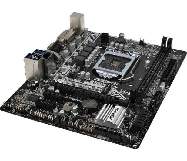 ASRock B250M-HDV (PCI-E DDR4 USB3/M.2) - 342783 - zdjęcie 4