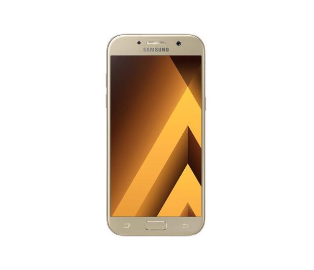 Samsung Galaxy A5 A520F 2017 LTE Gold Sand + 32GB - 392911 - zdjęcie 2