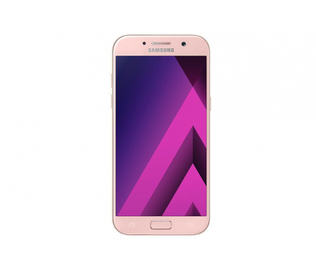 Samsung Galaxy A5 A520F 2017 LTE Peach Cloud + 32GB - 392914 - zdjęcie 2