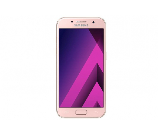 Samsung Galaxy A3 A320F 2017 LTE Peach Cloud - 342922 - zdjęcie 2