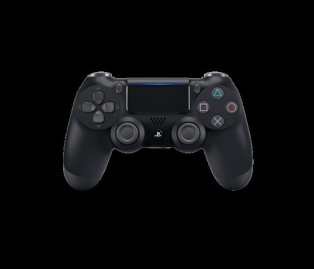 Sony Kontroler Playstation 4 DualShock 4 czarny V2 - 179018 - zdjęcie