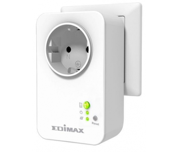 Edimax SP-1101W V2 bezprzewodowe (Wi-Fi, Alexa) - 404901 - zdjęcie 2