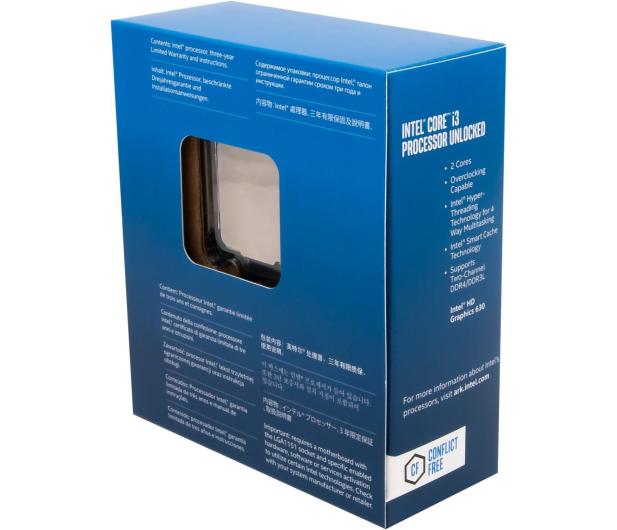 Intel Core i3-7350K - 343484 - zdjęcie 2