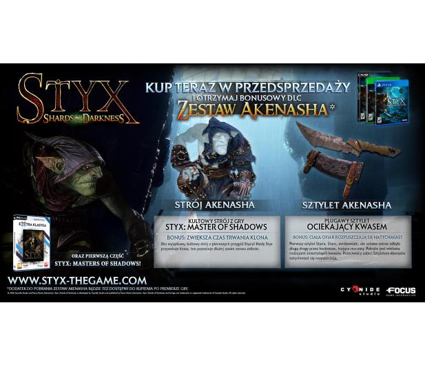 Cyanide Studio STYX: SHARDS OF DARKNESS - 343338 - zdjęcie 3