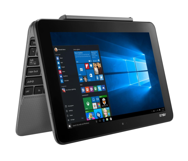 ASUS Transformer T101HA x5-Z8350/4GB/128GB/Win10 grey - 343613 - zdjęcie 5