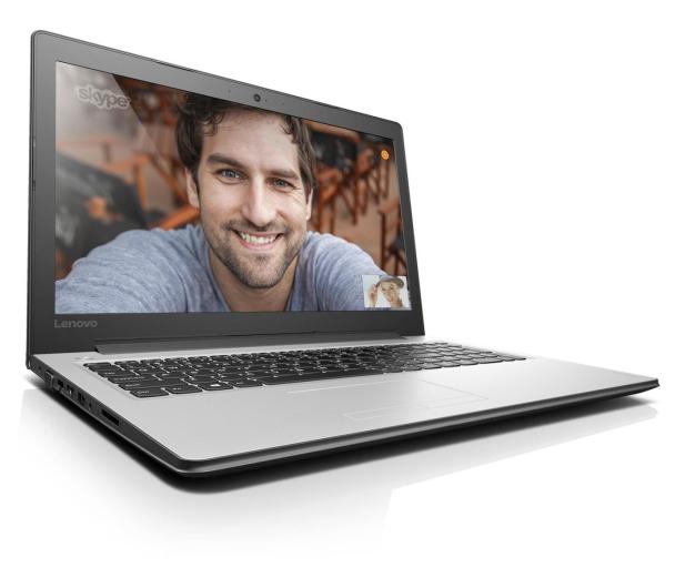 Lenovo Ideapad 310-15 i3-6006U/4GB/1000 Biały FHD  - 355780 - zdjęcie 2