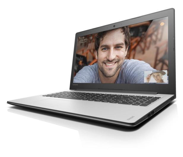 Lenovo Ideapad 310-15 i3-6006U/4GB/1000 Biały FHD  - 355780 - zdjęcie 4