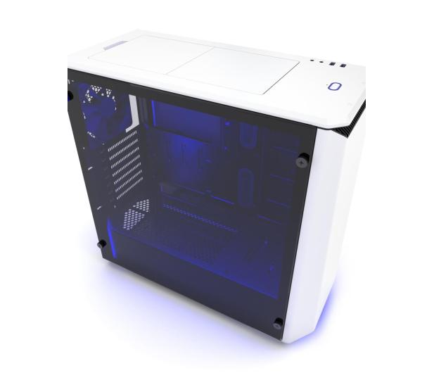Phanteks Eclipse P400S Tempered Glass (biały) - 344316 - zdjęcie 4