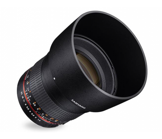 Samyang 85mm F1.4 AS AE Nikon - 323304 - zdjęcie