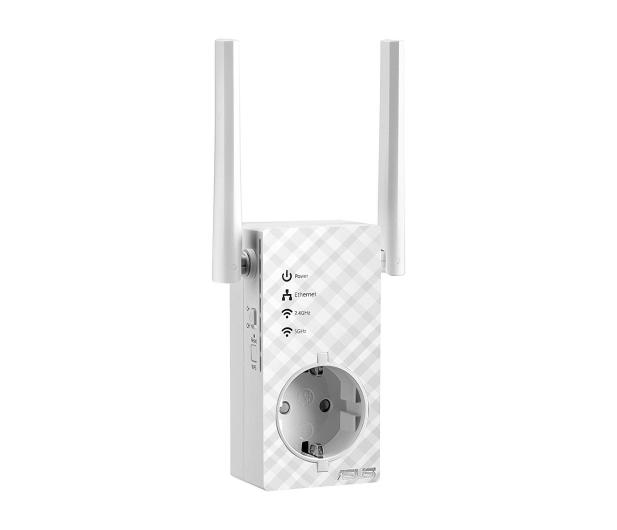 ASUS RP-AC53 (802.11a/b/g/n/ac 750Mb/s) repeater - 342795 - zdjęcie 4