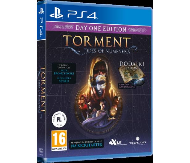 Techland Torment Tides of Numenera Edycja Kolekcjonerska  - 344737 - zdjęcie 2