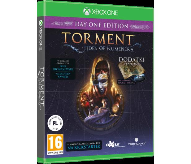 Techland Torment Tides of Numenera Edycja Kolekcjonerska - 344738 - zdjęcie 2