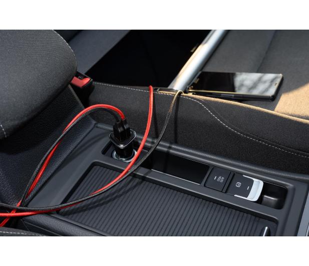 Gorący strzał SHIRU Ładowarka samochodowa 2 x USB 3.4A x kom