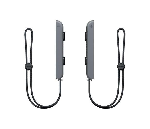 Nintendo Switch Joy-Con Strap Grey Pasek - 345387 - zdjęcie