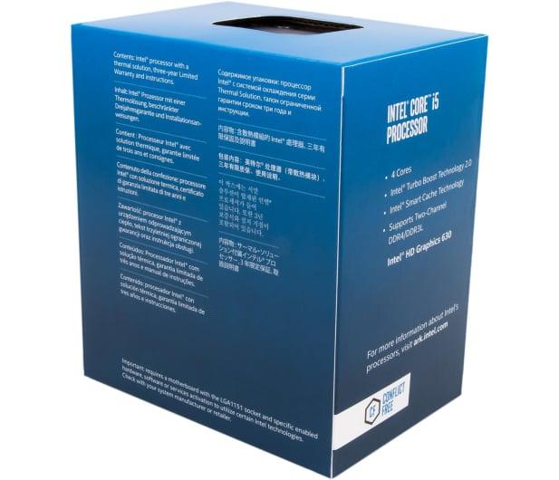Intel i5-7500 3.40GHz 6MB BOX  - 340961 - zdjęcie 2