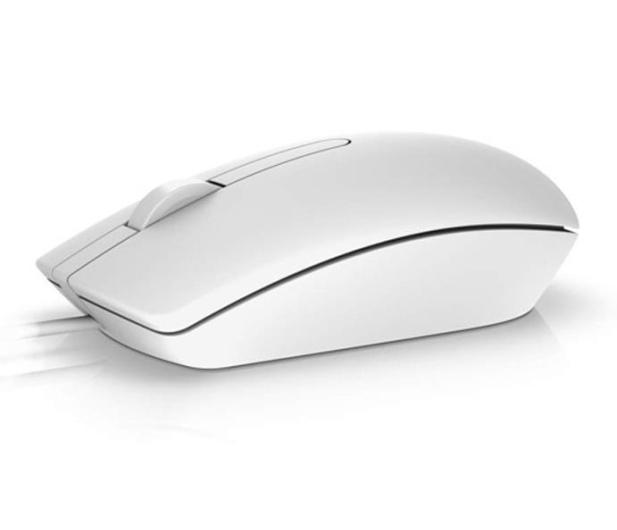 Dell MS116 optyczna biała USB - 341674 - zdjęcie 2