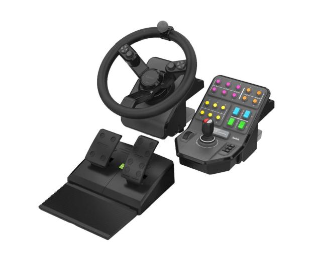 Logitech G Saitek Farm Sim Controller  - 341579 - zdjęcie