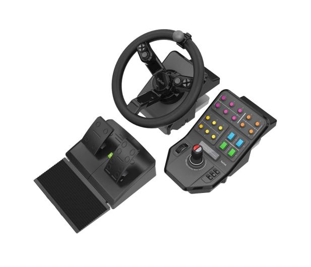 Logitech G Saitek Farm Sim Controller  - 341579 - zdjęcie 4