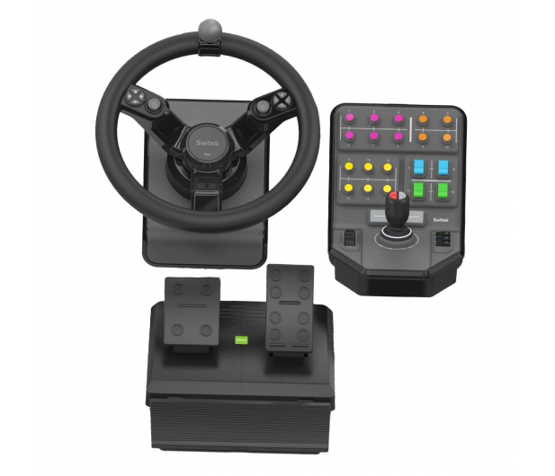 Logitech G Saitek Farm Sim Controller  - 341579 - zdjęcie 2