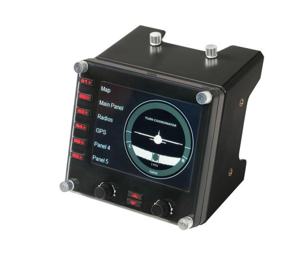 Logitech G Saitek Pro Flight Instrument Panel - 341574 - zdjęcie 2