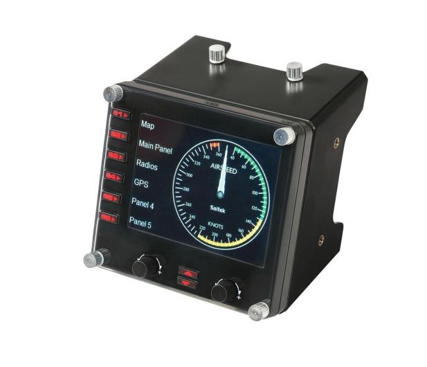 Logitech G Saitek Pro Flight Instrument Panel - 341574 - zdjęcie 3