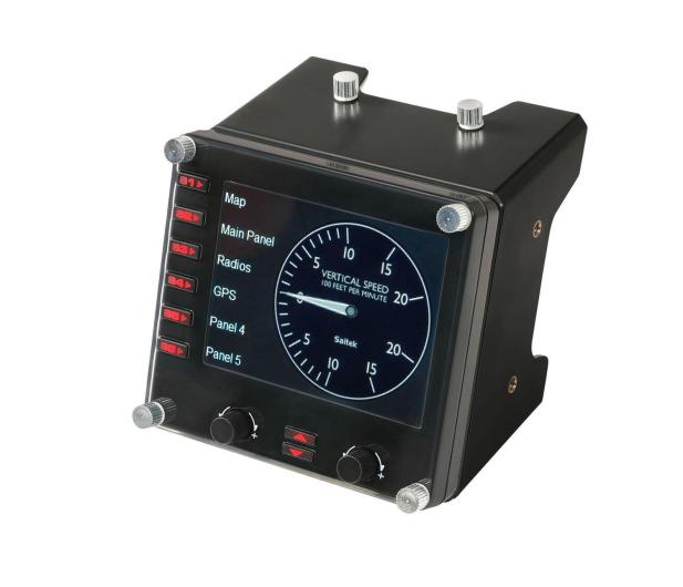 Logitech G Saitek Pro Flight Instrument Panel - 341574 - zdjęcie 5